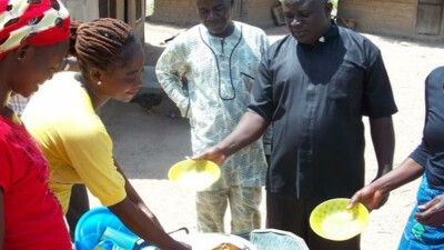 Nigerian Woman Embraces Chance at New Life